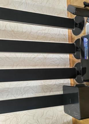 Домашний кинотеатр Samsung HT-BD7255 ресивер / тюнер / медиаплеер
