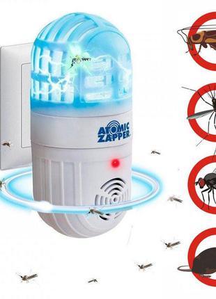 Лампы от мух и комаров, (уничтожитель насекомых) Atomic Zabber MS