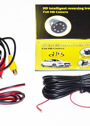 Камера заднего вида 102 с подсветкой и динамической разметкой