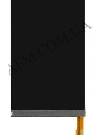 Дисплей (LCD) HTC 801e One M7/ 801n с сенсором чёрный