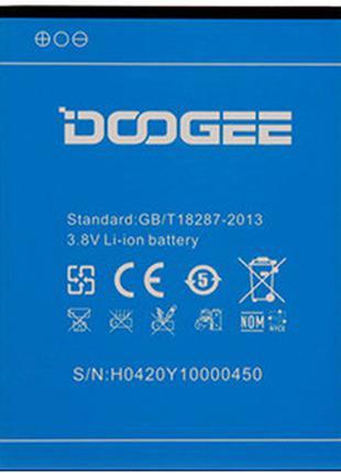 Аккумулятор батарея смартфон DOOGEE Y100 pro Valencia 2 Y100 О...