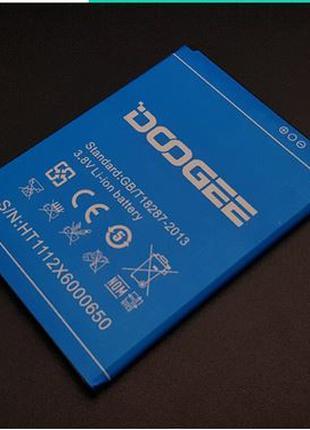 Аккумулятор батарея смартфон DOOGEE X6 X6 pro Оригинал 3000mah...