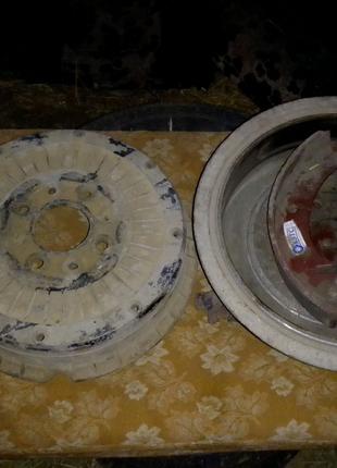 Задние тормозные барабаны ваз 21 06