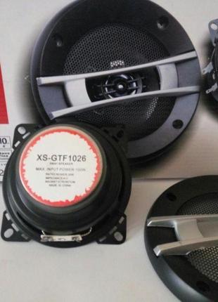 Автомобильная акустика 10см Sony XS-GTF1026B 100W