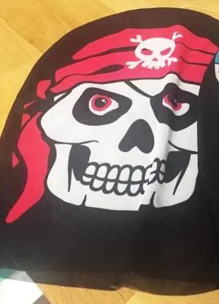 """Маска """"Пирата""""-скелета на голову"""