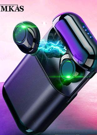 Беспроводные наушники Tomkas(Samsung) S7 водонепроницаемые вакуум