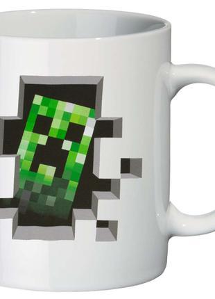 Чашка. Minecraft.