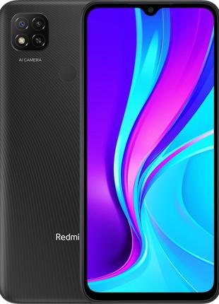 Смартфон Xiaomi Redmi 9C 2/32GB Black (Global) без NFC