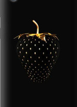 """Чехол на HTC Desire 626G Черная клубника """"3585m-144"""""""