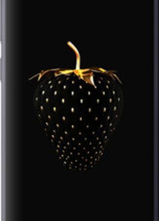 """Чехол на Asus ZenFone 4 Max ZC520KL Черная клубника """"3585u-1242"""""""