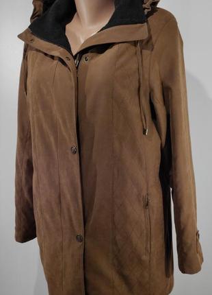 Женская куртка весна - осень размер 42-44