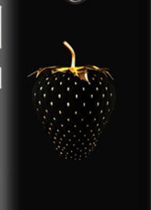 """Чехол на Asus ZenFone Max ZC550KL Черная клубника """"3585m-271"""""""