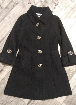 Пальто женское, шерстяное