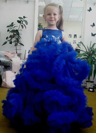 """Детское платье """"Облако"""""""