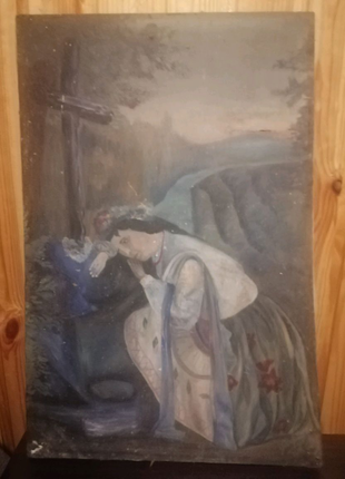 Картина не відомогг художника