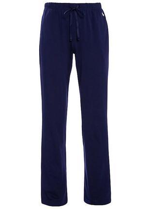 Классные трикотажные фирменные спортивные брюки 100% коттон  p...