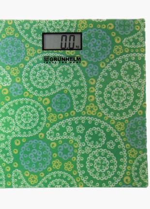 Весы напольные Grunhelm BES-1SD