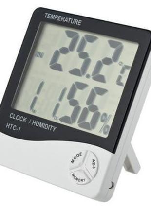 Цифровий термо-гігрометр AIRO HTC-1 0891