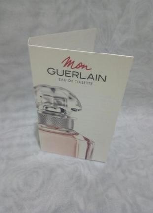 Guerlain mon guerlain туалетная вода,0.07мл guerlain
