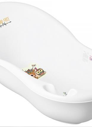 Ванночка Tega Wild & Free Little Deer DZ-005 102 cm с термомет...