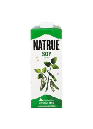 Напій соєвий, збагачений кальцієм ті вітамінами 3%, Natrue, 1л
