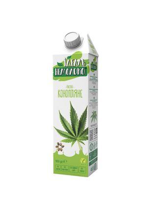 Молоко рисово-конопляне 1,5%, Ідеаль Немолоко, 950мл