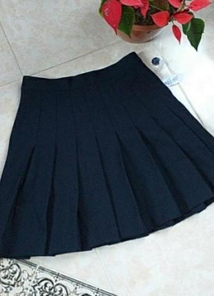 Шикарная юбка плиссе