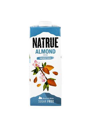 Напій мигдалевий, без цукру 2%, Natrue, 1л