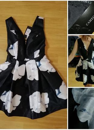"""Нарядное женское платье """"cameo rose"""""""