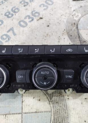 Блок управления климат-контролем Volkswagen Passat B8 1.8 2016...