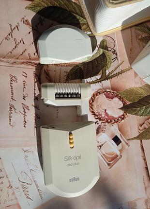 Эпилятор депилятор Braun Silk Epil, оригинал Германия