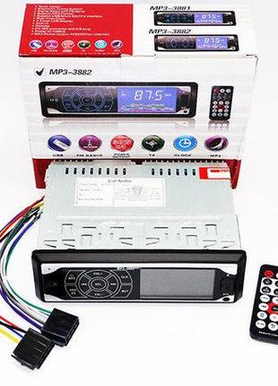 Автомагнитола Pioneer 3882 ISO - MP3 Player, FM, USB, SD, AUX ...