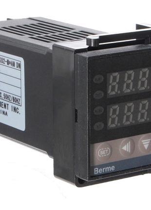 ПИД-терморегулятор REX-C100 Релейный выход без термопары