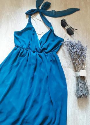 S, m, l. легкое воздушное летнее платье king apparel