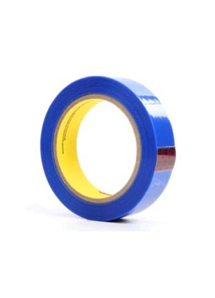 Термоскотч 3М 8901, синий, 50мм х 66м х 0,06мм