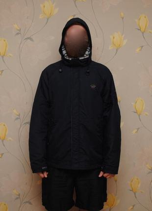 Мужская куртка paul&shark, зимняя куртка, куртка на осень