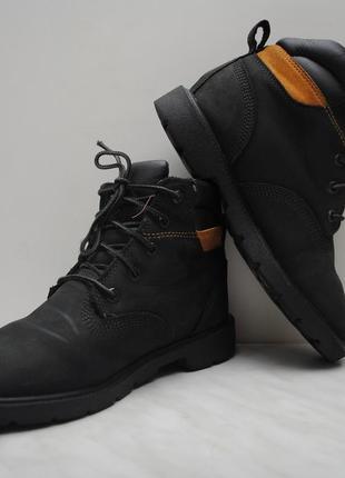 Мужские ботинки timberland, зимние ботинки, мужские зимние бот...