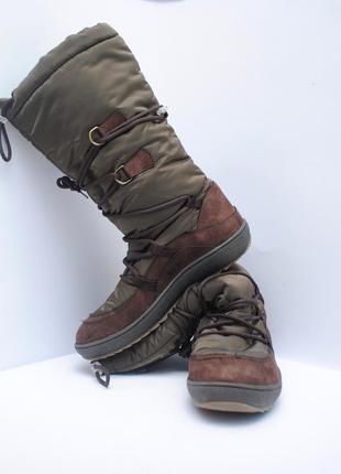 Женские  зимние сапоги marc o'polo, зимние ботинки, stockholm ...