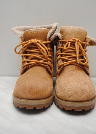 Зимних мужские ботинки skechers. замшевые ботинки, зимние боти...