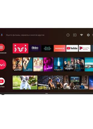 Телевизор Haier 50 Smart TV BX (DH1VL1D00RU)