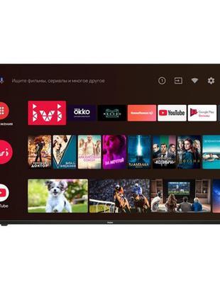 Телевизор Haier 58 Smart TV BX (DH1SX3D00RU)