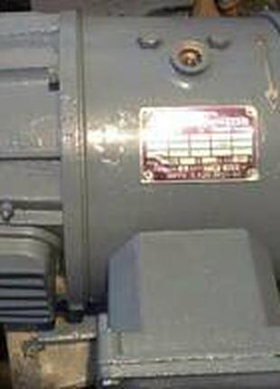 Электродвигатель маслопрокачивающего агрегата П22М тепловоза ТГМ4