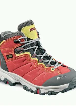 Трекинговые зимние непромокаемые ботинки meindl minnesota gtx