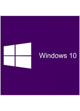 Microsoft Windows 10 Home 32/64-bit, Russian box USB (HAJ-00075)
