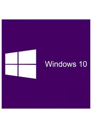 Windows 10 Professional 64-bit Ukrainian 1pk OEM DSP (FQC-0897...