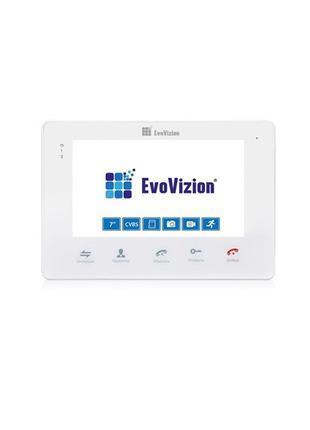 Видеодомофон EvoVizion VP-705 White