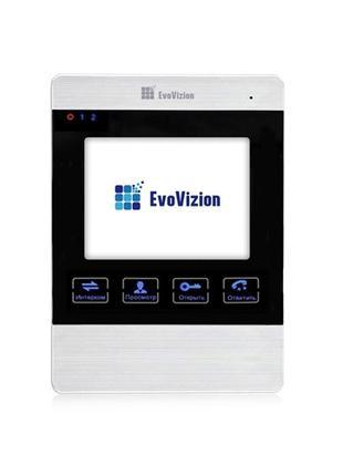 Видеодомофон EvoVizion VP-432 Black