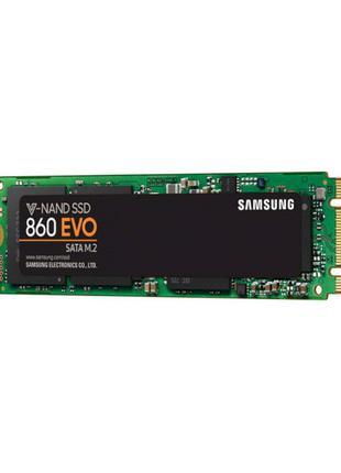 Накопичувач SSD M.2 250Gb Samsung 860 EVO 2280 V-NAND 3bit MLC...