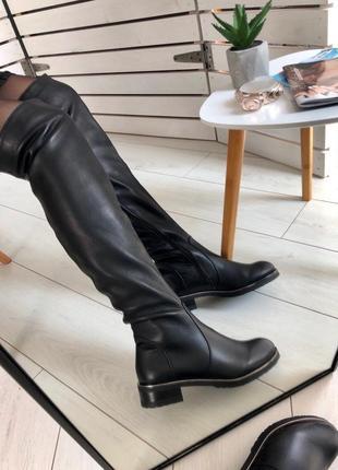 Lux обувь!❤️натуральные зимние качественные высокие сапоги бот...