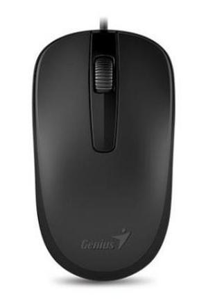 Миша Genius DX-120 USB Black 31010105100